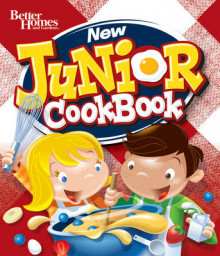 Better Homes and Gardens New Junior Cook Book av Better Homes & Gardens (Innbundet)