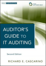 Omslag - Auditor's Guide to IT Auditing