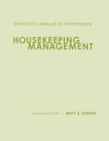 Housekeeping Management av Matt A. Casado (Heftet)