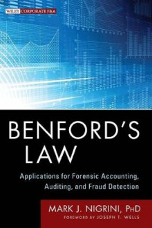 Benford's Law av Mark Nigrini (Innbundet)