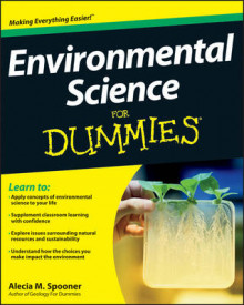 Environmental Science For Dummies av Alecia M. Spooner (Heftet)