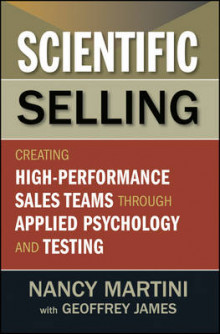 Scientific Selling av Nancy Martini og Geoffrey James (Innbundet)