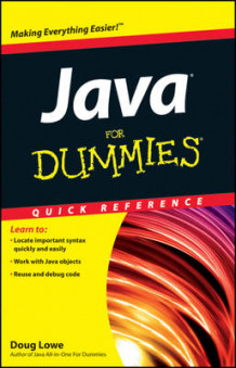 Java For Dummies Quick Reference av Doug Lowe (Heftet)