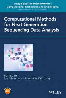 Computational Methods for Next Generation Sequencing Data Analysis av Ion Mandoiu og Alexander Zelikovsky (Innbundet)