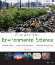 Visualizing Environmental Science av Linda R. Berg, David M. Hassenzahl og Mary Catherine Hager (Heftet)