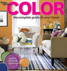 Color av Better Homes & Gardens (Heftet)