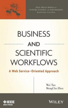 Business and Scientific Workflows av Wei Tan og MengChu Zhou (Innbundet)