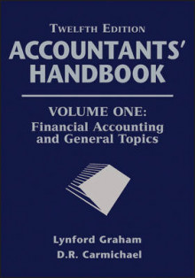 Accountants' Handbook av D. R. Carmichael, O. Ray Whittington og Lynford Graham (Heftet)