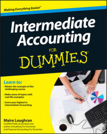 Intermediate Accounting For Dummies av Maire Loughran (Heftet)