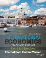 International Economics av Dominick Salvatore (Heftet)
