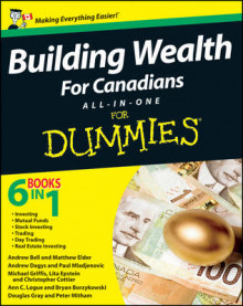 Building Wealth All-in-One For Canadians for Dummies av Bryan Borzykowski, Andrew Bell, Matthew Elder, Andrew Dagys, Paul Mladjenovic, Michael Griffis, Lita Epstein, Christopher Cottier, Ann C. Logue og Douglas Gray (Heftet)