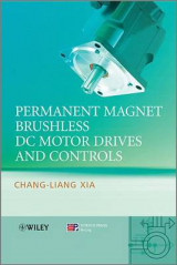 Omslag - Permanent Magnet Brushless DC Motor Drives and Controls