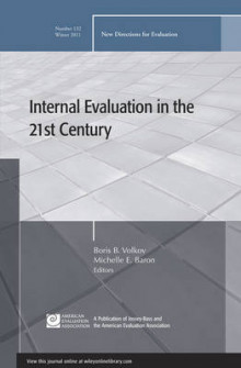 Internal Evaluation in the 21st Century av EV (Evaluation) (Heftet)