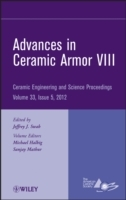 Advances in Ceramic Armor VIII av ACerS (American Ceramic Society), Michael Halbig og Sanjay Mathur (Innbundet)