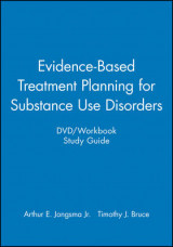 Omslag - Evidence-Based Treatment Planning for Substance Use Disorders DVD / Workbook Study Guide