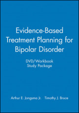 Omslag - Evidence-Based Treatment Planning for Bipolar Disorder DVD / Workbook Study Package