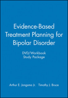 Evidence-Based Treatment Planning for Bipolar Disorder DVD / Workbook Study Package av Arthur E. Jongsma og Timothy J. Bruce (Ukjent)