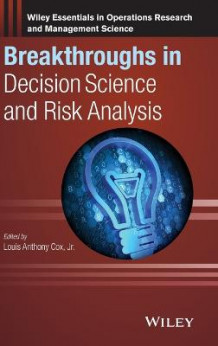 Breakthroughs in Decision Science and Risk Analysis (Innbundet)