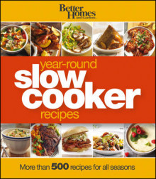 Better Homes and Gardens Year-round Slow Cooker Recipes av Better Homes & Gardens (Innbundet)