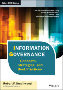 Information Governance av Robert F. Smallwood (Innbundet)