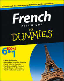 French All-in-one For Dummies av Consumer Dummies (Heftet)