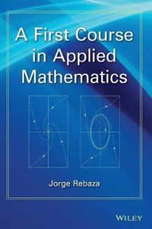 A First Course in Applied Mathematics av Jorge Rebaza (Innbundet)