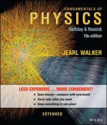 Fundamentals of Physics Extended av David Halliday, Robert Resnick og Jearl Walker (Perm)