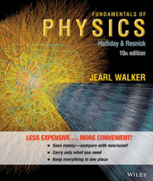 Fundamentals of Physics av David Halliday, Robert Resnick og Jearl Walker (Perm)