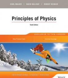 Principles of Physics av David Halliday, Robert Resnick og Jearl Walker (Heftet)