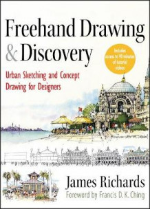 Freehand Drawing and Discovery av James Richards (Innbundet)