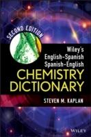 Omslag - Wiley's English-Spanish Spanish-English Chemistry Dictionary
