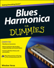 Blues Harmonica For Dummies av Winslow Yerxa (Heftet)