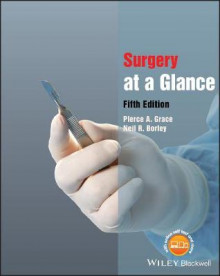 Surgery at a Glance av Pierce A. Grace og Neil R. Borley (Heftet)