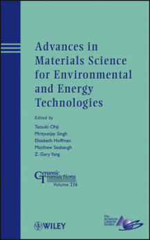 Advances in Materials Science for Environmental and Energy Technologies (Innbundet)