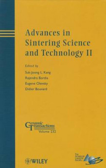 Advances in Sintering Science and Technology II (Innbundet)