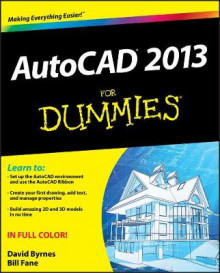 AutoCAD 2013 For Dummies av Bill Fane og David Byrnes (Heftet)