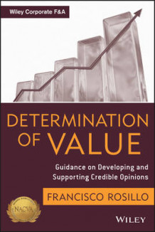 Determination of Value av Frank Rosillo (Innbundet)