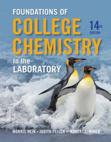 Foundations of Chemistry in the Laboratory av Morris Hein, Judith N. Peisen og Robert L. Miner (Heftet)