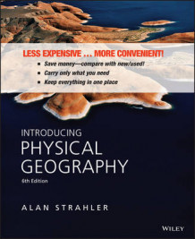Introducing Physical Geography 6E Binder Ready Version av Alan H. Strahler (Perm)