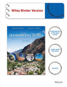 Environmental Science av Professor Department of Ecology Evolution and Marine Biology Daniel B Botkin (Perm)