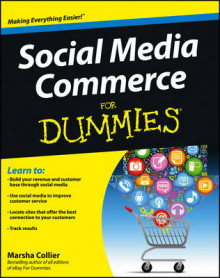 Social Media Commerce For Dummies av Marsha Collier (Heftet)