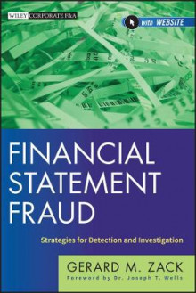 Financial Statement Fraud av Gerard M. Zack (Innbundet)