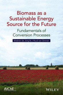 Biomass as a Sustainable Energy Source for the Future av Wiebren De Jong og J. Ruud Van Ommen (Innbundet)