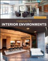 Materials for Interior Environments av Corky Binggeli (Heftet)