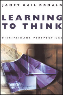 Learning to Think av Janet Gail Donald (Heftet)