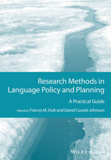 Research Methods in Language Policy and Planning av Francis M. Hult og David Cassels Johnson (Innbundet)
