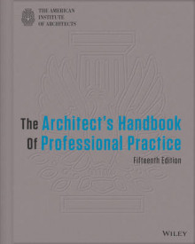 The Architect's Handbook of Professional Practice av American Institute of Architects (Innbundet)