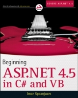 Omslag - Beginning ASP.NET 4.5: in C# and VB