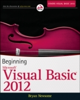 Omslag - Beginning Visual Basic 2012
