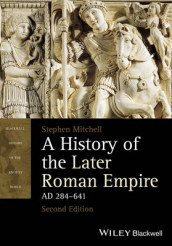 A History of the Later Roman Empire, AD 284-641 av Stephen Mitchell (Heftet)